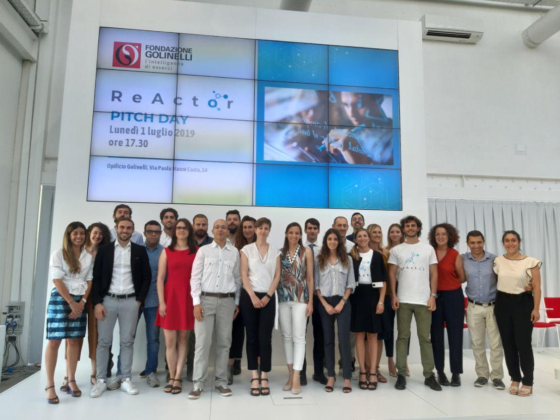 I 13 team di ReActor